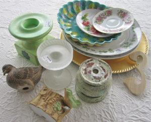 Birdbath Materials