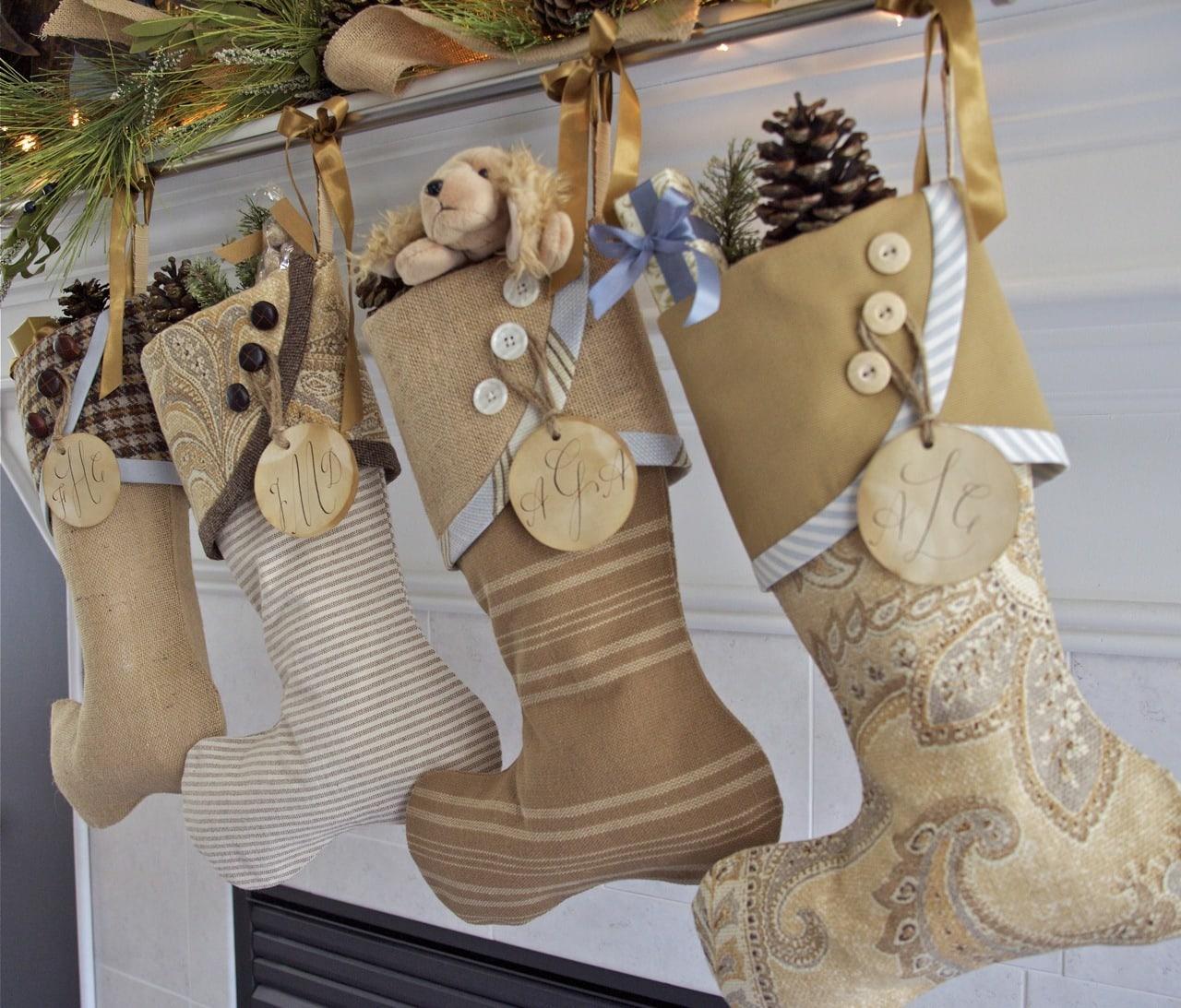 Burlap Christmas Stockings Part - 18: IMG_2265