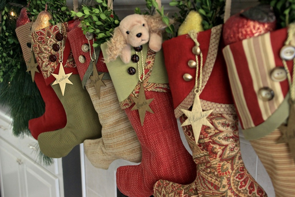 Christmas Stocking Round-up 2015 | South House Designs
