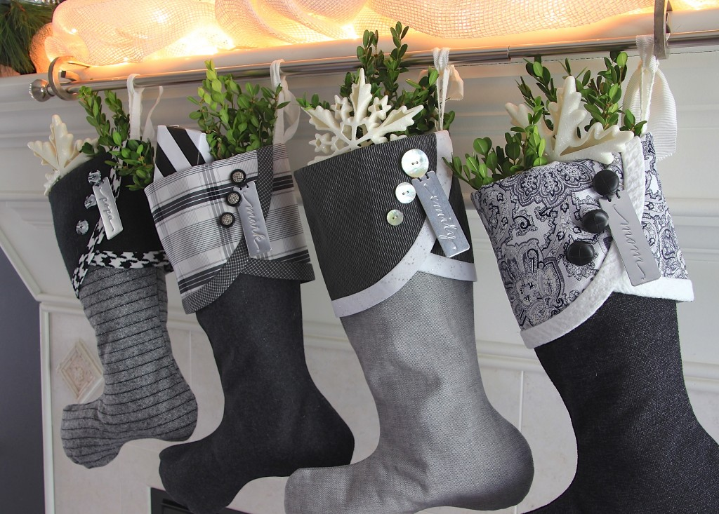 Christmas Stocking Round Up 2015 South House Designs