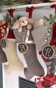 Christmas Stockings - Black Forest Cake