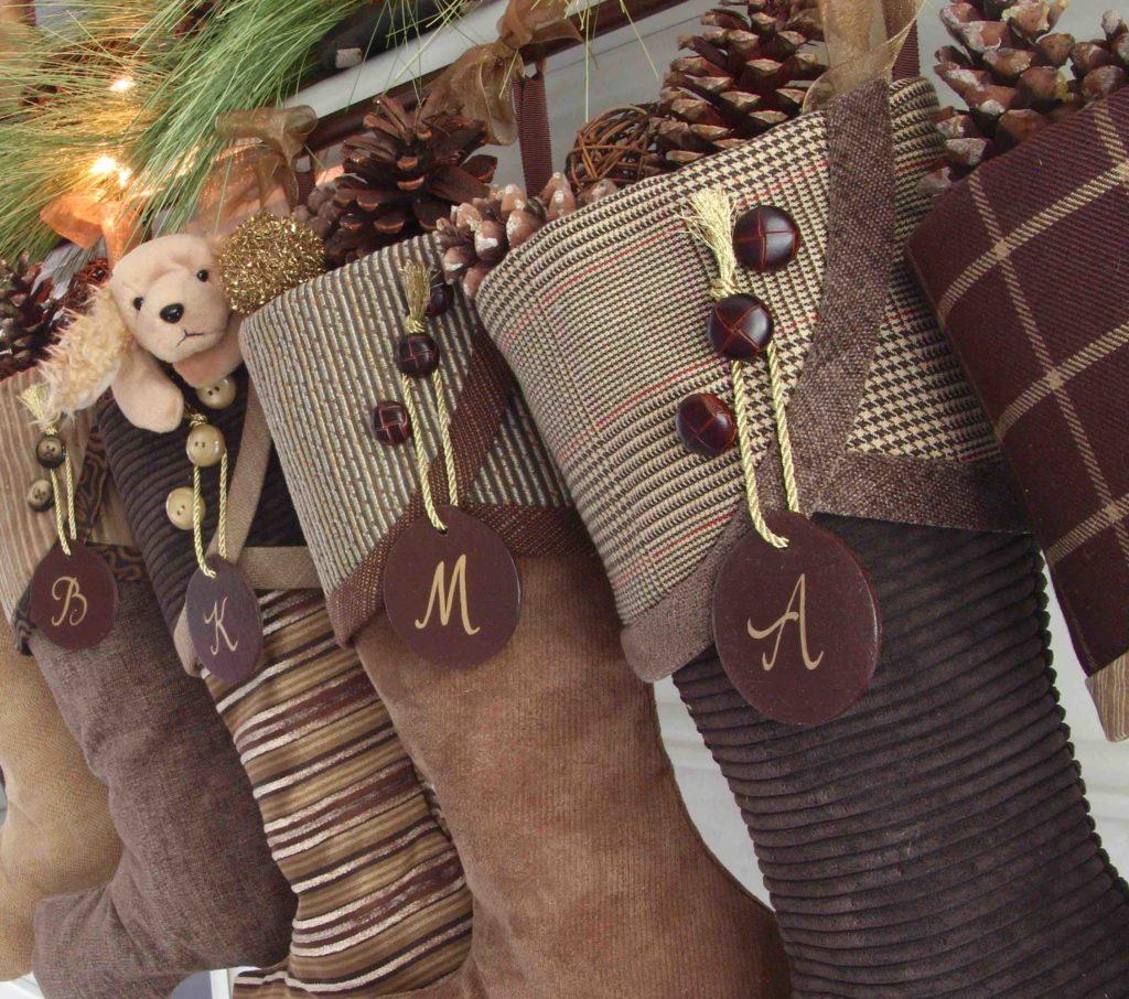 CozyCup'0 Christmas Stockings